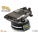 Magnetic Floating DeLorean Time Machine, Back To The Future Part II
