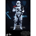 Hot Toys - MMS324 – Star Wars: The Force Awakens - First Order Stormtrooper Officer Collectible Figure