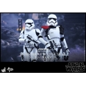 Hot Toys - MMS325 – Star Wars: The Force Awakens - First Order Stormtrooper Officer & Stormtrooper Collectible Figures Set