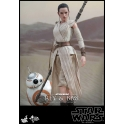 Hot Toys -  MMS337 – Star Wars: The Force Awakens – Rey & BB-8 Collectibles Set