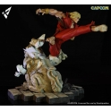 Kinetiquettes - Battle of the Brothers – Ken Masters / ケン – 1/6 scale diorama statue