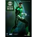 P.I. - Super Alloy - 1/6th Scale - DC New 52 Green Lantern Diecast Figure