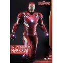 Hot Toys - PPS003 – Captain America: Civil War: Power Pose Mark XLVI