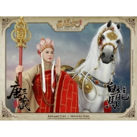 Inflames Toys x Newsoul Toys - Journey To The West - Tang Monk & The White Dragon Horse Collectible Set