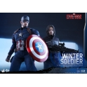 Hot Toys – MMS351 – Captain America: Civil War - Winter Soldier