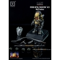 HEROCROSS - Hybrid Metal Action Figuration - AVP- Wolf Predator