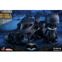 Hot Toys - COSB228 - Batman v Superman: Dawn of Justice - Batman and Batmobile Cosbaby (S) Collectible Set