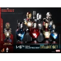 Hot Toys - Iron Man 3 Collectible Bust Series