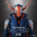 Glitch Network - Sixthvision - God Complex: Susanoo