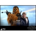 Hot Toys – MMS376 – Star Wars: The Force Awakens - Han Solo & Chewbacca