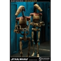Sideshow - Sixth Scale Figure - Security Battle Droids