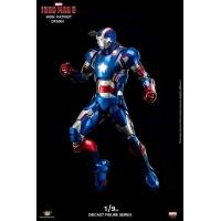 King Arts - 1/9th Diecast Figure Series -  Iron Patriot