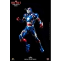 King Arts - 1/9th Diecast Figure Series -  Iron Patriot