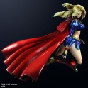 Play Arts Kai - DC Comics VARIANT - Supergirl