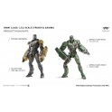 Comicave Studios  - 1/12th scale Striker & Gamma Bundle