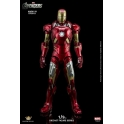 King Arts - 1/9th Diecast Figure Series -  Iron Man Mark 7