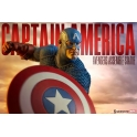 Sideshow Collectibles - Avengers Assemble Captain America Statue