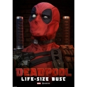 [Pre Order] Sideshow Collectibles - Deadpool Life Size Bust