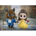 [Pre-Order] Hot Toys - COSB352  - Belle & Beast Cosbaby Collectible Set