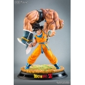 TSUME Art - HQS - The Quiet Wrath of Son Goku