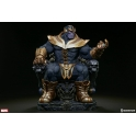 [Pre - Order]  Sideshow Collectibles - Thanos on Throne Maquette
