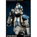 Sideshow - Sixth Scale Figure - Clone Trooper (501st Legion Version)