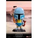 Hot Toys – COSB388 – Star Wars –  Boba Fett (Animation Version) Cosbaby (S)