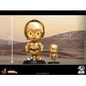 Hot Toys - COSB385 – C-3PO Cosbaby (L) Bobble-Head