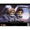 Hot Toys - COSB386 - Star Wars: A New Hope- Luke Skywalker & Han Solo (Stormtrooper Disguise Version)
