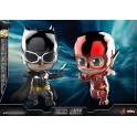 Hot Toys – COSB398 – Justice League – Batman & The Flash (Metallic Color Version)
