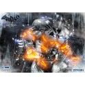 Prime1 Studio - Arkham Origins : Batman Extreme Environment Suit Statue