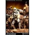Sideshow - Sixth Scale Figure - Clone Trooper (Rookie version)