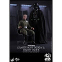 Hot Toys - MMS434 - Star Wars: Episode IV A New Hope - Grand Moff Tarkin & Darth Vader Collectible Set