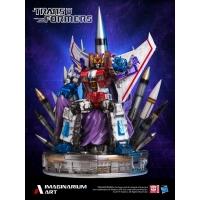 Imaginarium Art - Starscream Coronation on Throne Statue