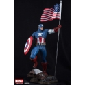 XM Studios - Premium Collectibles - Captain America Statue