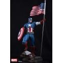 XM Studios - Premium Collectibles - Captain America Statue