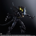 Play Arts Kai - Aliens - Colonial Marines Spitter
