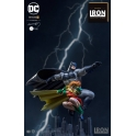 Iron Studios - Deluxe Art Scale 1/10 - The Dark Knight - Batman & Robin