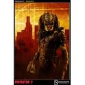 Sideshow - Maquette - Predator 2