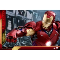 [Pre-Order]  Hot Toys - QS011 - Iron Man - 1/4th scale Mark III Collectible Figure
