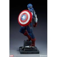 [Pre-Order] Sideshow Collectibles - Captain America Premium Format Statue
