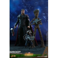[Pre-Order]  Hot Toys - LMS006 - Avengers Infinity War - Infinity Gauntlet Life-Size Collectible