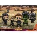 [Pre-Order] Hot Toys - COSB446- Avengers: Infinity War - Hulk (Screaming Version) Cosbaby (S) Bobble-Head
