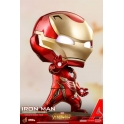 [Pre-Order] Hot Toys - COSB430 - Avengers: Infinity War - Cosbaby (S) Bobble-Head - Iron Man (With Light-up Function)