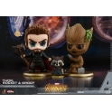 [Pre-Order] Hot Toys - COSB436 - Avengers: Infinity War - Cosbaby (S) Bobble-Head - Groot