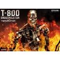 [Pre-Order] Prime1 Studio - 1/2 scale Terminator  T-800 Endoskeleton Statue