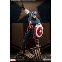 Sideshow - Premium Format™ Figure - Captain America