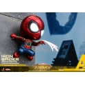 [Pre-Order] Hot Toys - COSB432 - Avengers: Infinity War - Cosbaby (S) Bobble-Head - Iron Spider (Web Shooting)