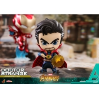 [Pre-Order] Hot Toys - COSB448 - Avengers: Infinity War - Cosbaby (S) Bobble-Head - Iron Spider