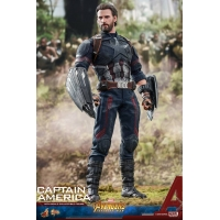 [Pre-Order] Hot Toys - MMS460 - Avengers: Infinity War - 1-6th scale Black Widow Collectible Figure